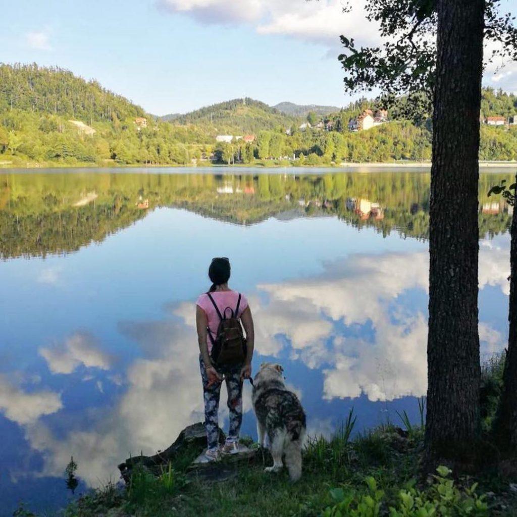 Lepenica lake