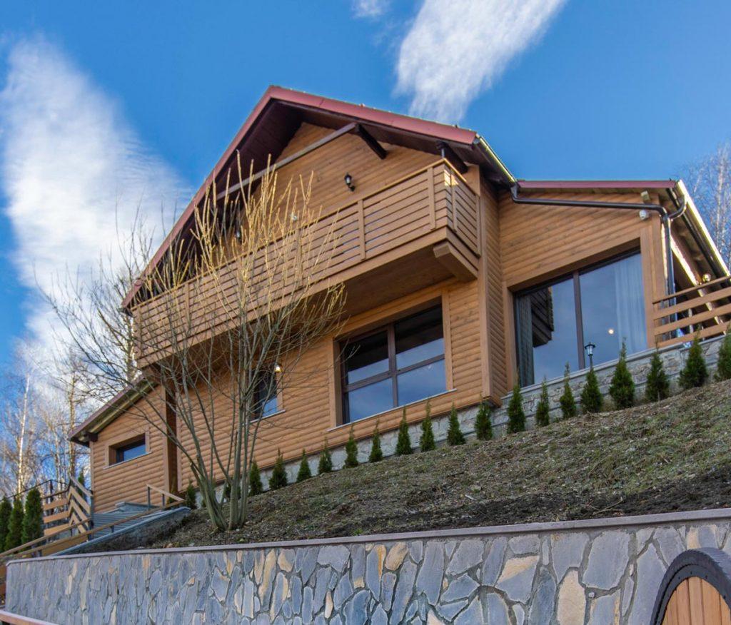luksuzna vila za odmor u Gorskom kotaru